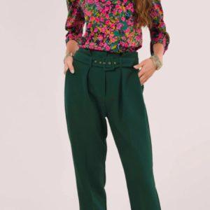New style groene broek.