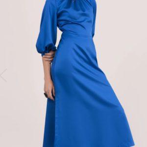 A-lijn midi-jurk